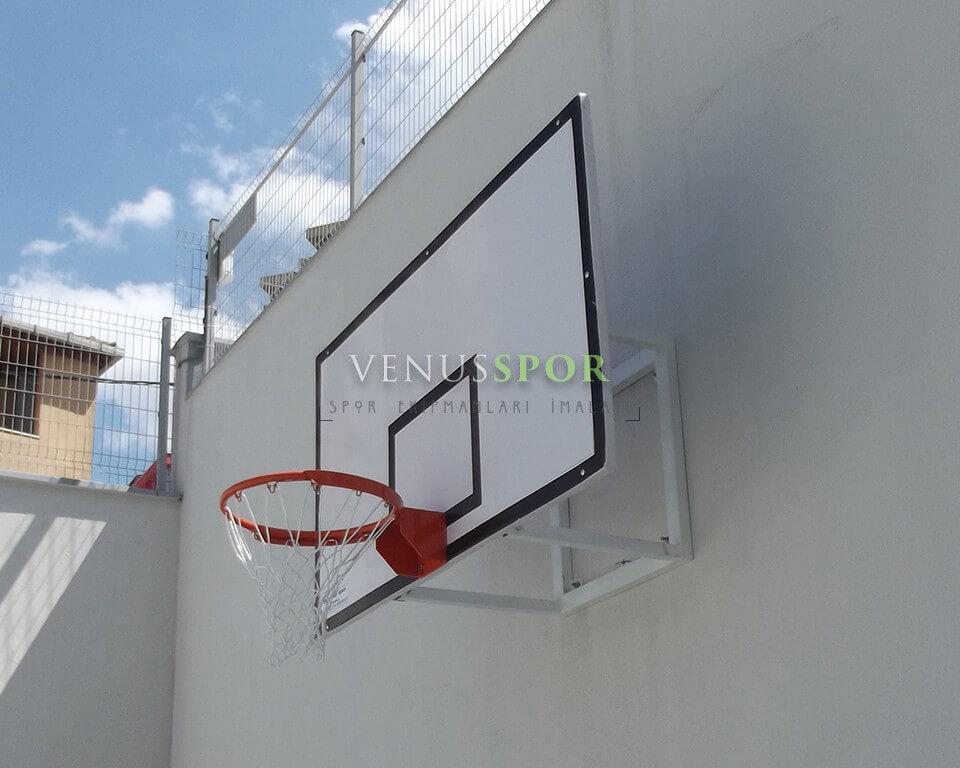 Sabit Fiber Panyalı Basketbol Potası